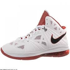 lebron 8 shoes. 2016 boy girl nike air max lebron 8 ps viii white black sport red basketball shoes lebron