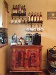 Coffee Decor For Kitchen Coffee Bar Ideas For Indoor Decor