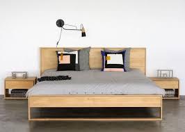 ETH~Oak Nordic 2 Bed King 51217
