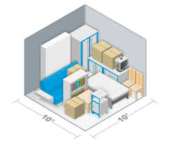 How To Choose The Perfect Storage Unit Size Storage Com