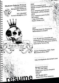 Graphic Design Resumes Examples Graphic Design Resume Template