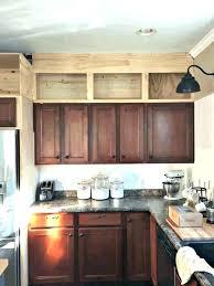 oak crown moulding for kitchen cabinets kitchen cabinet trim ideas cabinet trim molding medium size of
