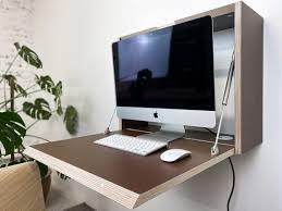 office desk 21 5 monitor desk folding