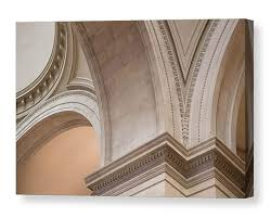 5.0 out of 5 stars 2. Amazon Com Classic Architecture Photo On Canvas Ceiling Of The Met New York City Photography Metropolitan Museum Of Art Print Stone Columns Neutral Wall Decor Ready To Hang Handmade