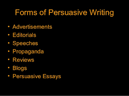 persuasive essay introduction the art of persuasive writing 2