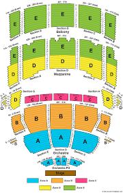 Mortensen Hall Bushnell Theatre Seating Chart