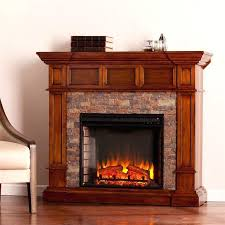southern enterprises fireplaces in freestanding curio electric fireplace in espresso a southern enterprises southern enterprises electric