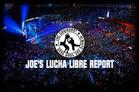 Arena Mexico Lucha Libre Seating Chart Joes Lucha Libre Weekly News Analysis 5 7 19 The