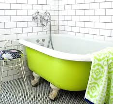 clawfoot bathtub painted tub clawfoot tub feet brackets clawfoot bathtub