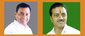 शिरूरमधील दोन पवारांचे एकमेकांवर पलटवार - Ashok Pawar VS Praksh Pawar |  Politics Marathi News - Sarkarnama