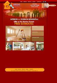 Bright Painting L Interior  Exterior Painting - Exterior paint estimate