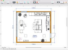 A Floor Plan To Design A Kitchen