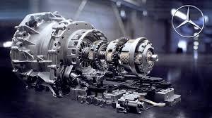 Mercedes-Benz 9G-TRONIC <b>9</b>-<b>speed</b> hybrid transmission - YouTube