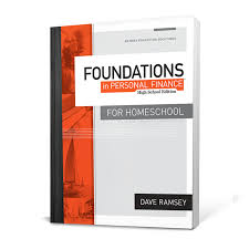 Dave Ramsey's Home School Curriculum