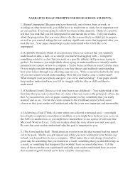 high school high school narrative essay pics essay examples  high school 26 high school essay 10 high school admission essay samples