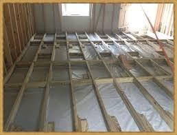 hardwood floor over concrete wood flooring over concrete moisture management is still vital solid hardwood flooring