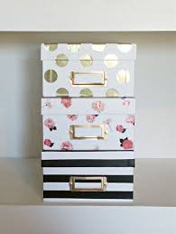Diy Decorative Boxes Mesmerizing How To Diy Decorative Storage Box