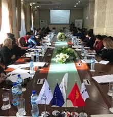 Министерство юстиции Кыргызской Республики Министерством юстиции Кыргызской Республики проводится семинар по вопросам действия и применения законов