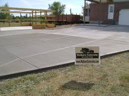 plain concrete patio. Concrete Driveway Pleasent Plain Ohio Patio D