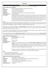 oracle apps project manager resume project details 4 oracle apps resume for project  manager delivery manager