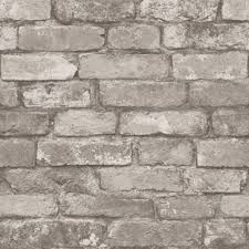 Brick Wallpaper Cream / 1362746358-27568100