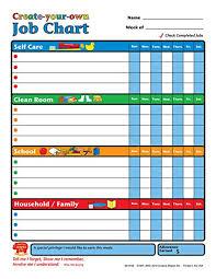 Child Organizer Job Chart Amazon Com Child Organizer Job Chart Office Products