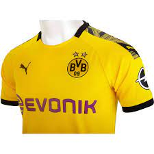 Make your custom image of borussia dortmund 2019/20 ii soccer jersey with your name and number, you can use them as a profile picture avatar, mobile wallpaper, stories or print them. 2019 20 Puma Borussia Dortmund Home Jersey Soccerpro