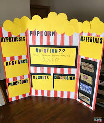 5 Easy Science Fair Projects That Anyone Can Pull Off Popcorn