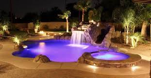 pool decorating ideas 25 ideas for decorating backyard pools - the home  design PI5EXS7O