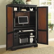 Photo 4 of 5 Armor Desk | Office Armoire | Office Armoire (superb Alderson  Computer Cabinet #4)