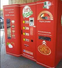 Pizza Vending Machine Nyc Inspiration Alexandria Morgan On Twitter A Pizza Vending Machine I Can Now