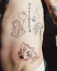 Pete Davidson Tattoos And Meanings See Petes Ariana Grande Tattoos