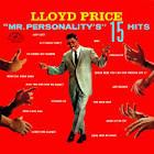 Mr. Personality's Big 15