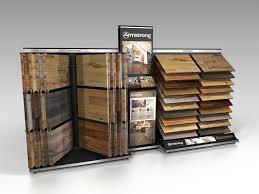 flooring armstrong retail display wing waterfall wood combo retailers 3600x2700 21 modular displays transform showrooms