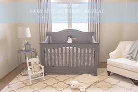 rustic luxe baby boy nursery reveal baby boy rooms b71 boy