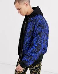 Двусторонняя дутая <b>куртка Versace Jeans</b> Couture   ASOS