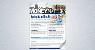 Money Matters Spring 2019