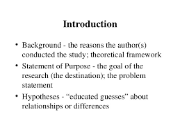 Standard Format Of Research Article How To Write Research Article
