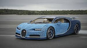 They're also lighter, and squeezed by brand new brake calipers with titanium. Lego Creates Driveable Life Size Bugatti Chiron Autotrader Ca