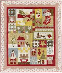 All Things Christmas Pattern Set & Embellishment KitBunny Hill ... & Scroll Over Image for Close-up! Adamdwight.com