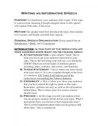 essays university students sample of informative speech essay  gallery of example speech essay