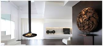 hanging fireplace focus fireplace design contemporary modern fireplace designs
