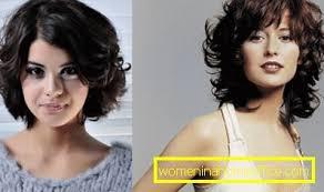 Ako Si Vybrať účesy Pre Kučeravé Vlasy ženský časopis