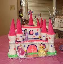 Coolest Castle Cake Design