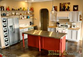 diy kitchen furniture. Brooke Is Already An Amazing Builder And When It Came Time To Tackle The Kitchen She Decided DIY Cabinets Diy Furniture