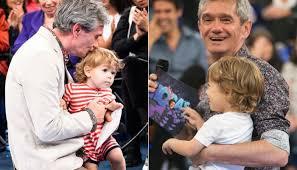 Serginho Groisman foi pai aos 65 anos - VIX