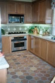 white kitchen tile floor. 6 Black And White Kitchen Clay Tile Floor Design Images In Pakistan O