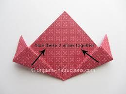 Paper Folded Flower Easy Origami Kusudama Flower Folding Instructions