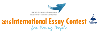 unesco goi peace foundation international essay contest  2016 unesco goi peace foundation international essay contest