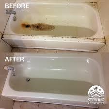 Bathtub Refinishing | Sterling Refinishing